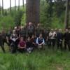 Visite des forestiers tchèques dans le Puy-de-Dôme