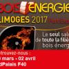 SALON BOIS ENERGIE du 30 Mars au 2 Avril 2017