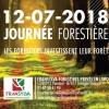 JOURNEE FORESTIERE 2018  «Les forestiers investissent leur forêt»   Programme