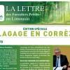 LA LETTRE HORS Série #3 –   Elagage en Corrèze  est disponible