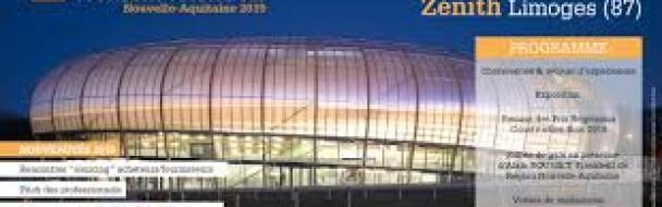 Journées Régionales de la Construction Bois  au Zénith de Limoges