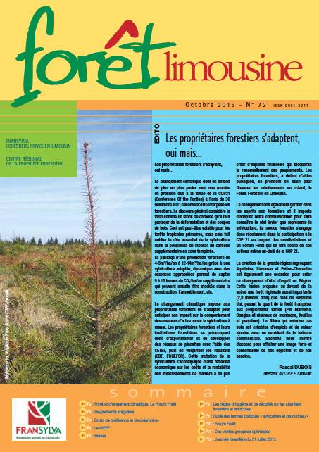 FORET-LIMOUSINE-N72